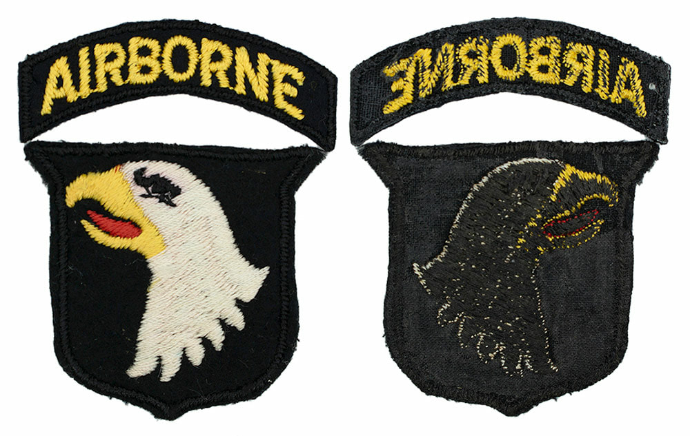Arm Badge Patch Assorted US Army 101st Airborne Division Cloth Sleeve